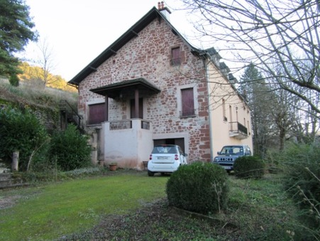 Vends maison MARCILLAC VALLON  249 900  €