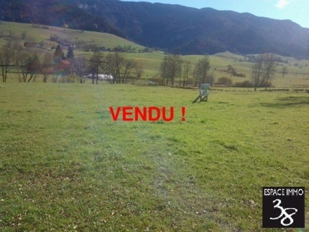 Achat terrain Villard de lans 55 000  €