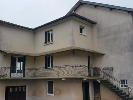 vente maison DECAZEVILLE 226m2 117700€