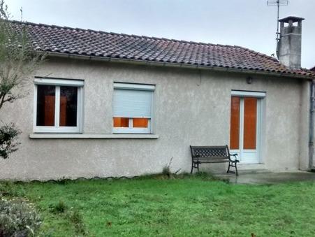 vente maison TOULOUSE 88m2 190000€
