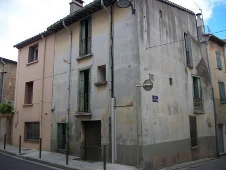 Acheter maison thuir 75 000  €