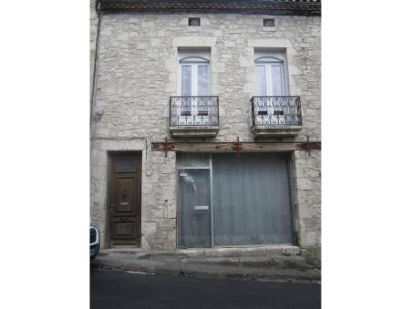 Vends maison SIGOULES  130 800  €