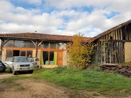 vente maison L'ISLE EN DODON 120m2 0€