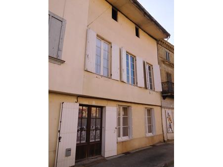 A vendre maison LAUZUN 70 000  €