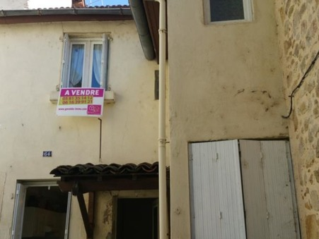 Vente maison AUBIN 110 m² 54 000  €