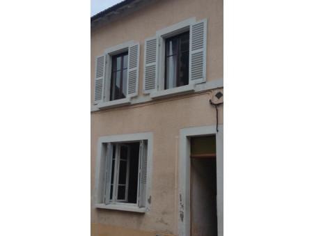 vente maison DECAZEVILLE 138m2 38000€
