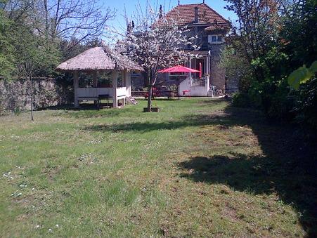 Vente maison Grenoble 167 m²  470 000  €