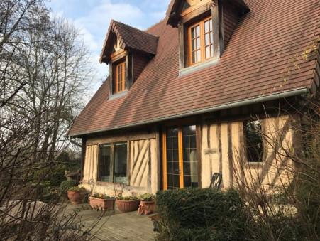 vente maison Houlgate 298000 €