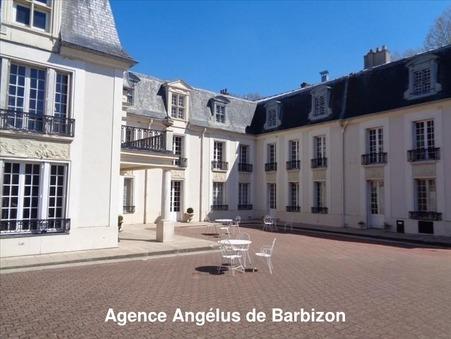 vente chateau Fontainebleau 1 470 000  € 830 m²