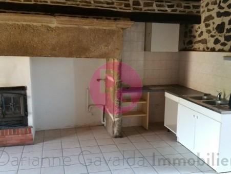 Vente maison DECAZEVILLE 54 500  €