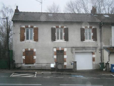 A vendre maison limoges 76 m 4 pi ces 89900 for Notaire limoges