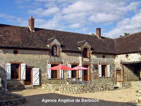 Achat maison Fontainebleau  270 000  €