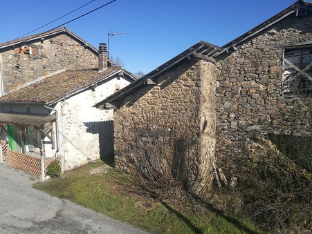 vente maison ST LAURENT SUR GORRE 20000 €