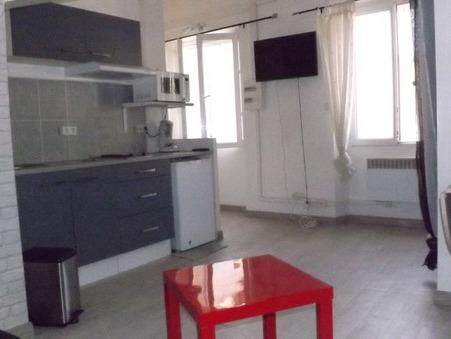 Location appartement TOULON 19 m²  395  €