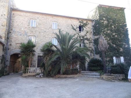 Achète chateau LEZIGNAN CORBIERES  285 000  €