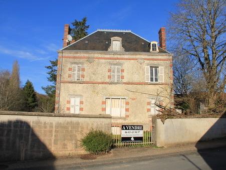 vente maison ST MARTIN D AUXIGNY 170m2 105000€