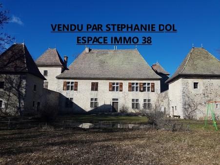 vente chateau Saint-paul-l�s-monestier  700 000  € 800 m²