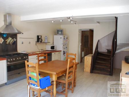 Vendre maison LA COTE ST ANDRE  147 000  €