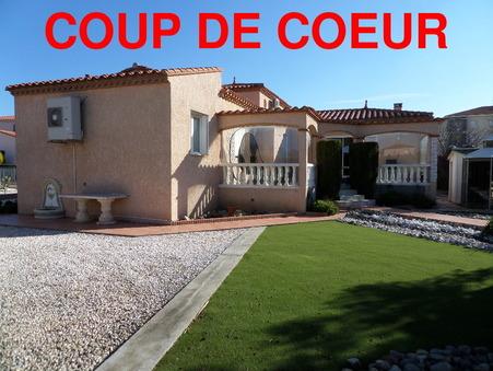 Vends maison St laurent de la salanque  460 000  €