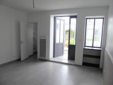 location maison SAINTES  500  € 40 m�
