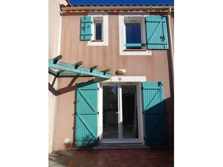 Vends maison TORREILLES 67 000  €