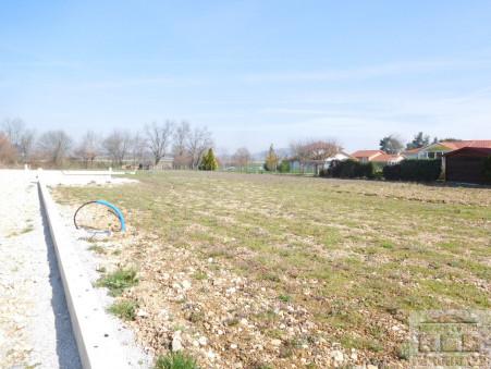 vente terrain LONGECHENAL 69 000  € 793 m²