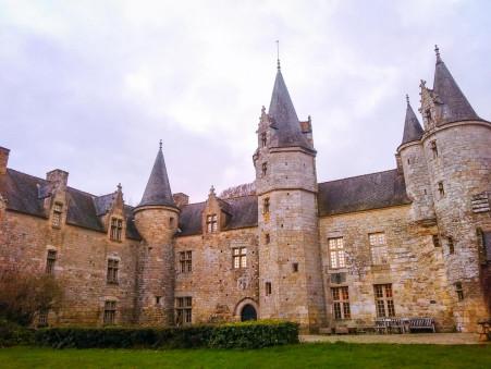 Chateau ST BRIEUC 0  �