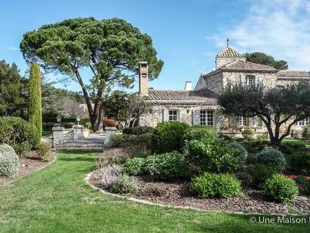 A vendre maison VILLENEUVE LES AVIGNONS 1 470 000  €
