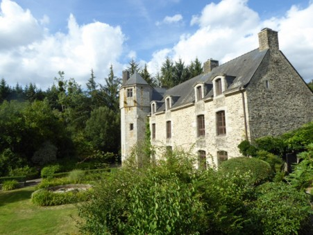 Vends chateau BAUD 1 780 000  €