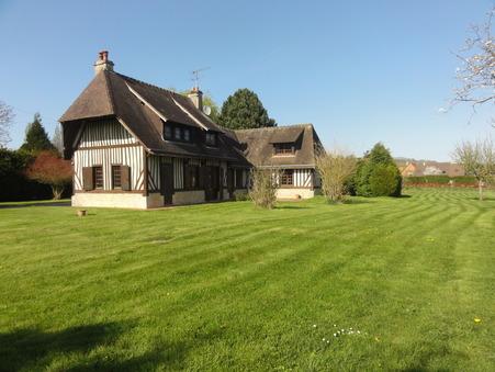 vente maison DEAUVILLE 493500 €