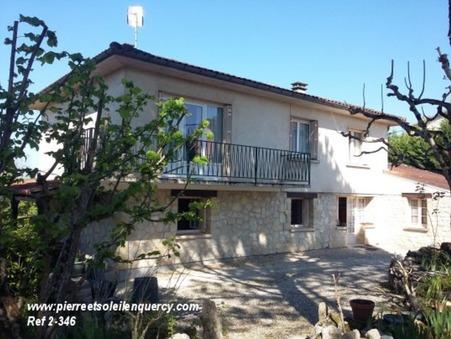 A vendre maison LUZECH  169 000  €
