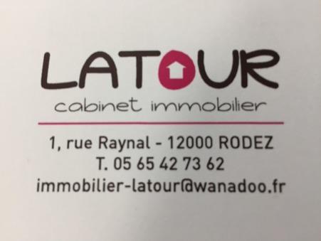 Achat appartement RODEZ 86 000  €