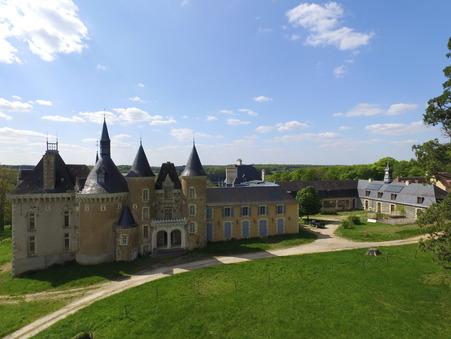 vente chateau CHATEAUROUX 2800m2 1445000€
