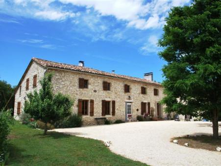 Vends maison DURAS  450 000  €