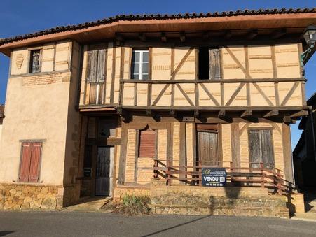 Acheter maison L'isle en dodon 34 000  €