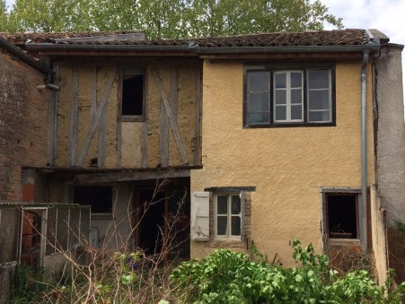 A vendre maison L'isle en dodon 36 000  €