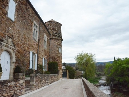 Vente chateau CLERMONT L'HERAULT  850 000  €