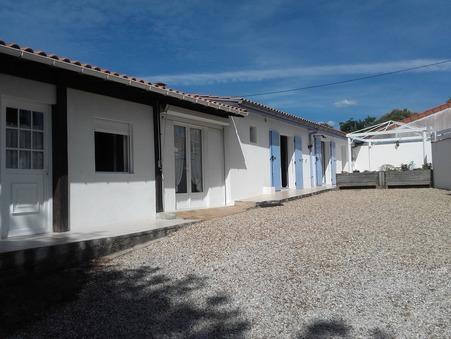 Vente maison ST GEORGES DE DIDONNE 90 m²  257 250  €