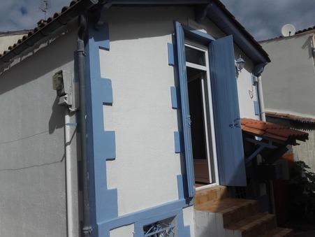 vente maison ST GEORGES DE DIDONNE 40m2 115500€