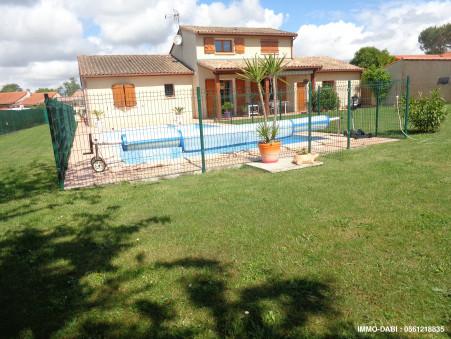 vente maison PINS JUSTARET 120m2 340000€