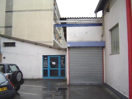 location LOCAUX D ACTIVITE GRENOBLE 300m2 15000€