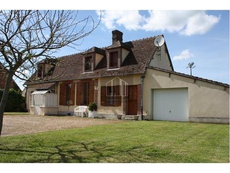 Achat maison ENTRE ANET ET MARCILLY SUR EUR 140 m²  230 000  €