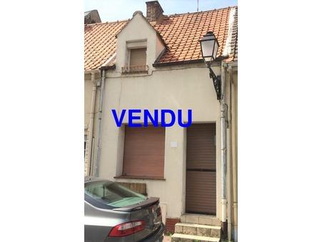 vente maison ETAPLES 34.7m2 59000€