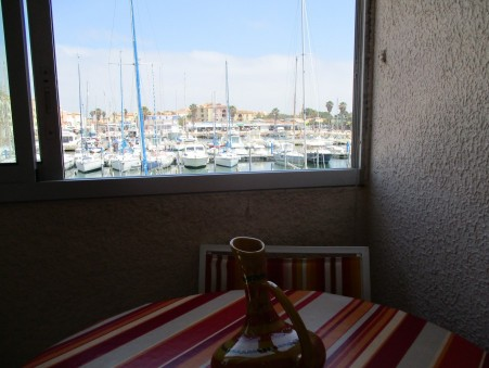Vends appartement PORT LEUCATE 77 000  €