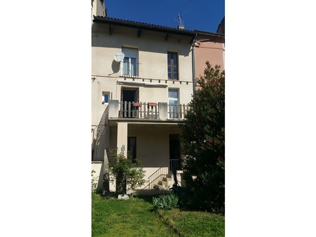 A vendre maison CRANSAC 59 400  €