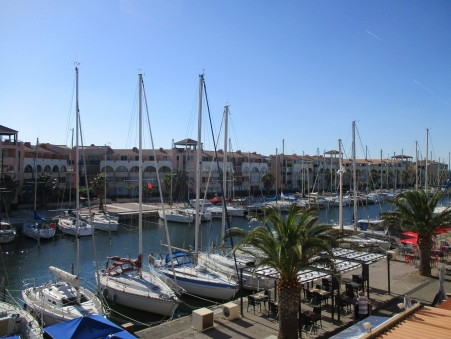 Vends appartement PORT LEUCATE  169 000  €