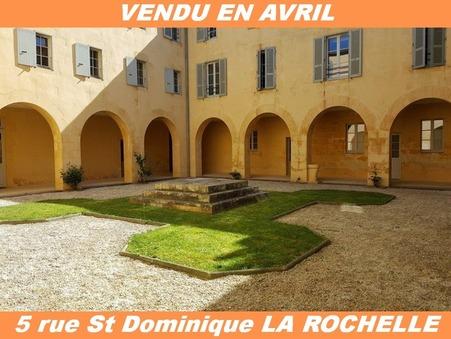 A vendre appartement LA ROCHELLE  220 500  €