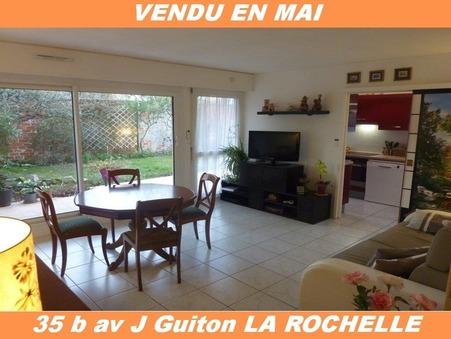 Achat appartement LA ROCHELLE  283 500  €