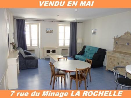 Acheter appartement LA ROCHELLE  143 000  €