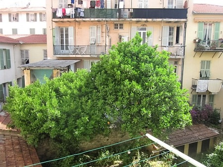 Vente appartement MENTON 48 m²  199 000  €